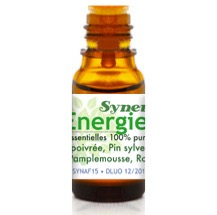 synergie à diffuser ENERGIE 10ML